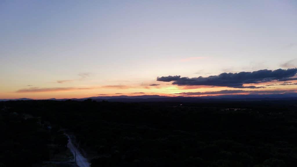 Cliché extérieur après le coucher du soleil fimi x8 se 2020