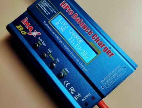 Comment charger une batterie avec l'Imax B6