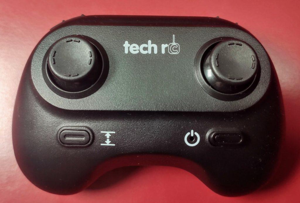 télécommande tech rc drone