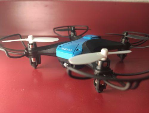Test du mini drone Maverick Tech RC