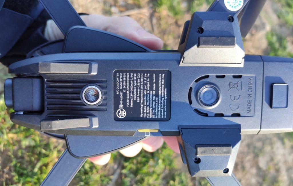 capteurs snaptain sp7100