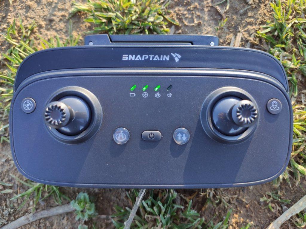 télécommande snaptain sp7100