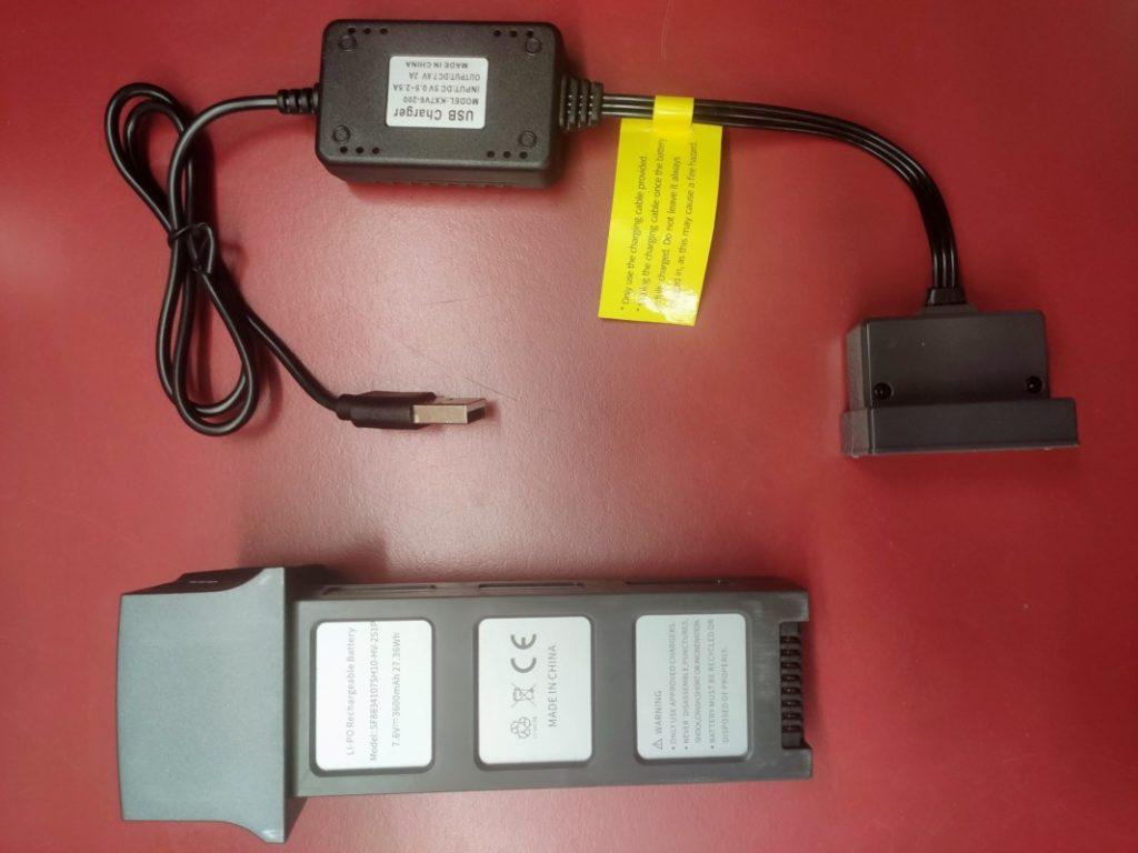 batterie snaptain sp7100